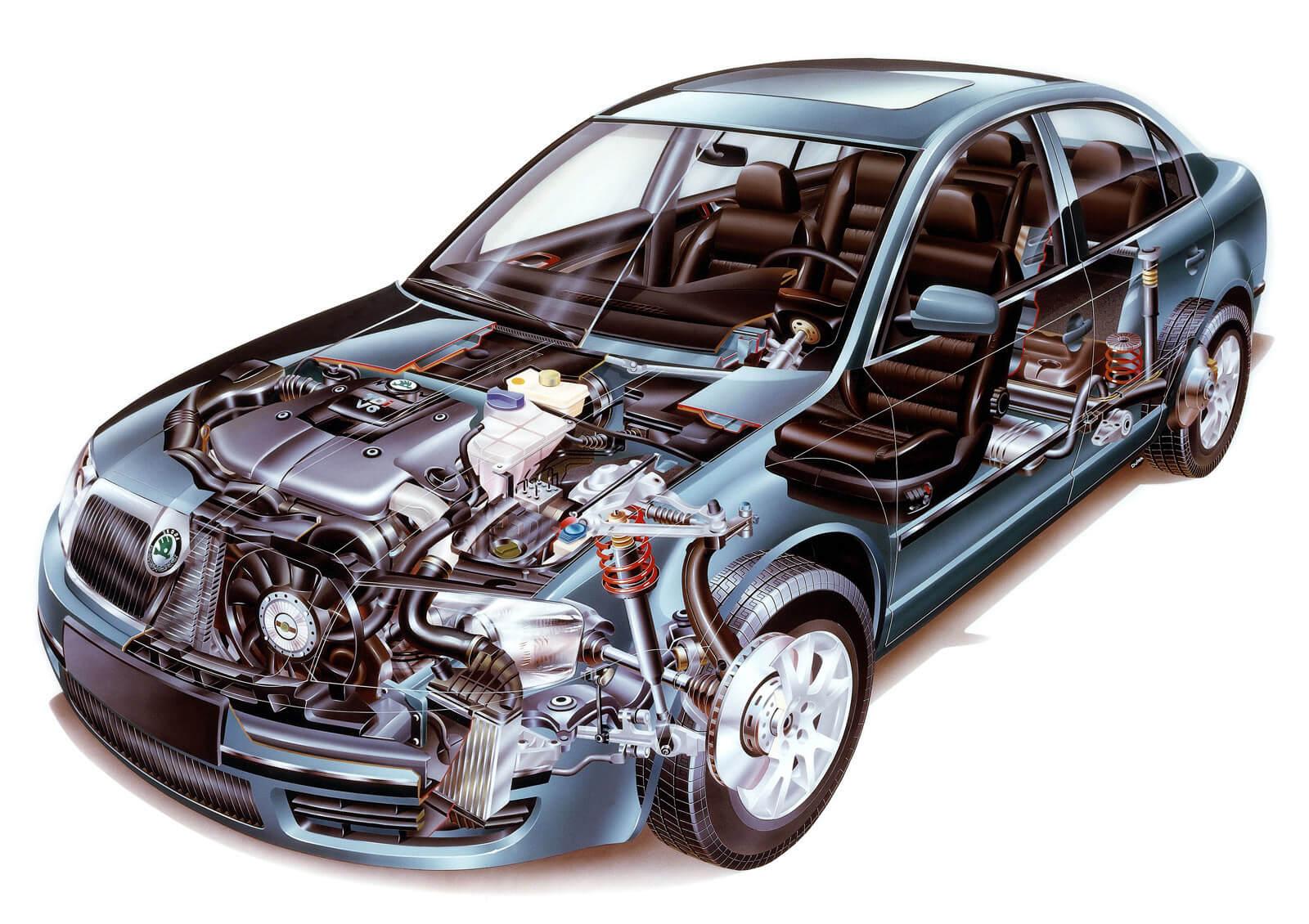 Диагностика автомобиля в Гомеле - СТО М-Мастер